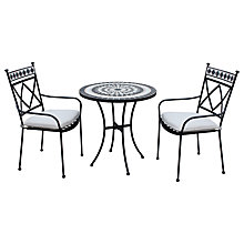 Buy LG Outdoor Casablanca Bistro Set Online at johnlewis.com