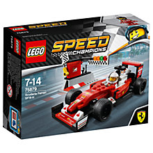 Buy LEGO Speed Champions 75879 Scudria Ferrari SF16-H Online at johnlewis.com