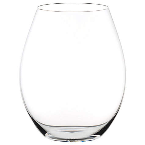 Buy riedel o to go syrah shiraz wine glass john lewis Wine glasses to go