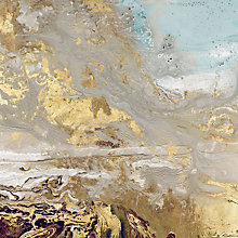 Buy Wendy Kroeker - Alchemy Canvas Print, 120 x 120cm Online at johnlewis.com