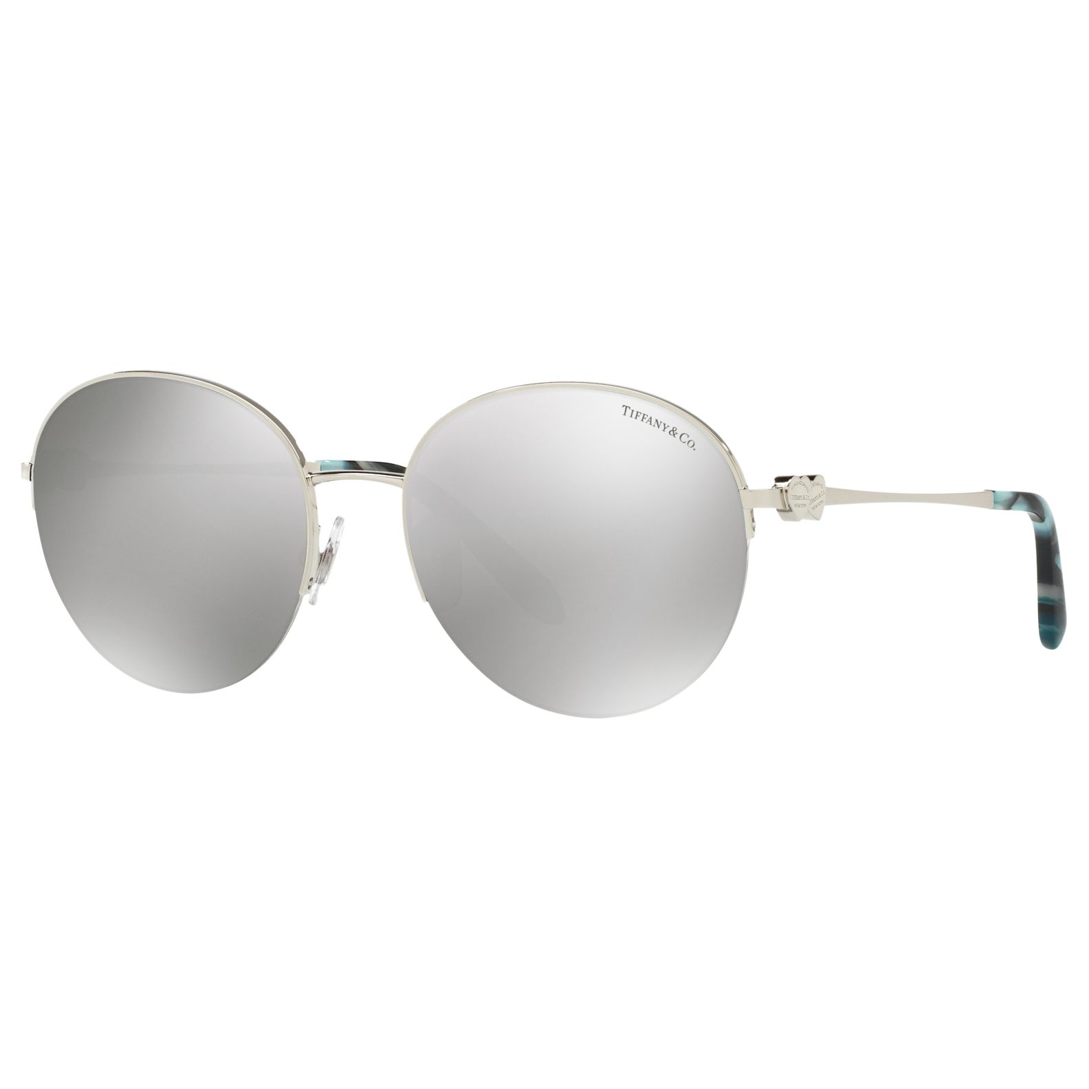 Tiffany & Co Tiffany & Co TF3053 Round Sunglasses