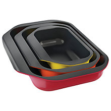 Buy Joseph Joseph Nest Roasting Dishes, Set of 3 Online at johnlewis.com