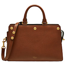 Buy Mulberry Chester Grain Leather Bag Online at johnlewis.com