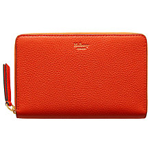 Buy Mulberry Medium Zip Around Wallet Online at johnlewis.com
