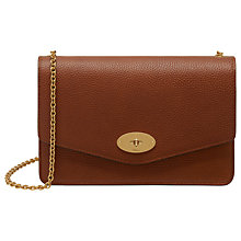 Buy Mulberry Darley Grain Leather Bag Online at johnlewis.com