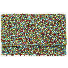 Buy John Lewis Alin Bead Clutch Bag, Multi Online at johnlewis.com