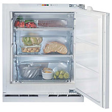 Buy Indesit IZA1 Integrated Freezer, A+ Energy Rating, 60cm Wide Online at johnlewis.com