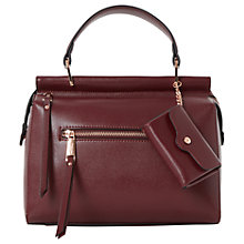 Buy Dune Damille Roller Top Grab Bag Online at johnlewis.com