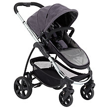 Buy iCandy Strawberry Style Pushchair with Chrome Chassis & Carrycot, Soho Online at johnlewis.com