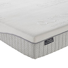 Buy Dunlopillo Royal Sovereign Latex Mattress, Medium, Single Online at johnlewis.com