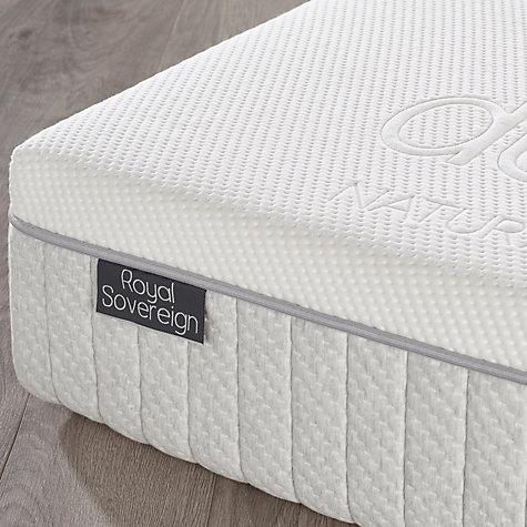 Buy dunlopillo royal sovereign latex mattress medium super king john lewis - Dunlopillo 100 latex ...