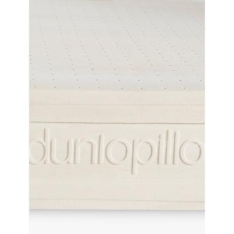 Buy dunlopillo royal sovereign latex mattress medium double john lewis - Dunlopillo 100 latex ...