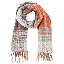 Buy Powder Maggie Spring Fringe Scarf Online at johnlewis.com