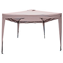 Buy LG Outdoor Hamilton 3m Pop Up Gazebo, Taupe Online at johnlewis.com
