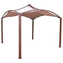 Buy LG Outdoor Bedouin Gazebo, Beige Online at johnlewis.com