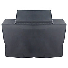 Buy John Lewis Cover for 4 Burner Deluxe BBQ, Grey Online at johnlewis.com