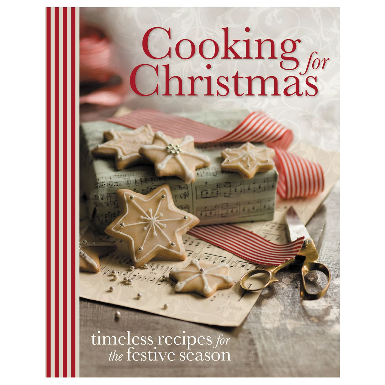 Unbranded Cooking For Christmas Recipe Book