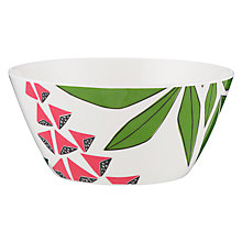 Buy MissPrint Foxglove Picnicware - Small Bowl Online at johnlewis.com
