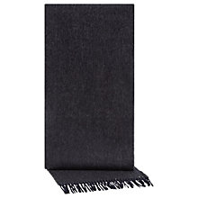Buy Reiss Kingston Cashmere Blend Lambswool Scarf Online at johnlewis.com