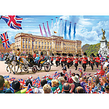 Buy Gibsons Buckingham Palace Jigsaw Puzzle, 500 Pieces Online at johnlewis.com