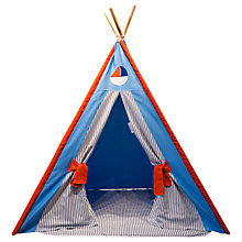 Buy Myweeteepee Children's Sailor Teepee Online at johnlewis.com