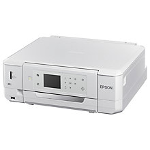 Buy Epson Expression Premium XP-635 Wi-Fi All-In-One Printer, White Online at johnlewis.com
