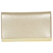 Buy Oasis Metal Bar Clutch Bag Online at johnlewis.com