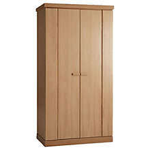Buy Willis & Gambier Keep 2 Door Wardrobe, Oak Online at johnlewis.com
