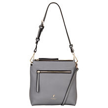 Buy Fiorelli Elliot Mini Satchel, City Grey Online at johnlewis.com