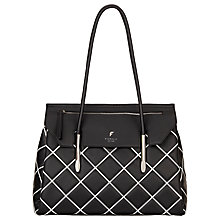 Buy Fiorelli Carlton Flap-Over Tote Bag Online at johnlewis.com