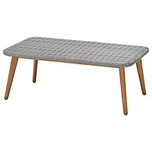 Buy John Lewis Bergen Coffee Table, FSC-Certified (Eucalyptus), Grey Online at johnlewis.com