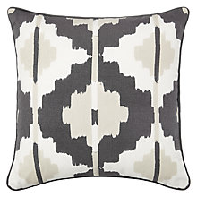 Buy John Lewis Ikat Outdoor Cushion, H43 x W43cm Online at johnlewis.com