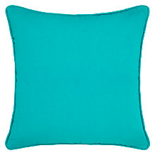 Buy House by John Lewis Plain Outdoor Cushion, Ceylon, H45 x W45cm Online at johnlewis.com