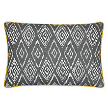 Buy John Lewis Mila Outdoor Cushion, H55 x W35cm Online at johnlewis.com