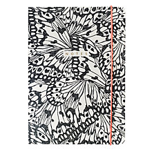 Buy Portico Flexi Butterfly Abstract Notebook, A5 Online at johnlewis.com