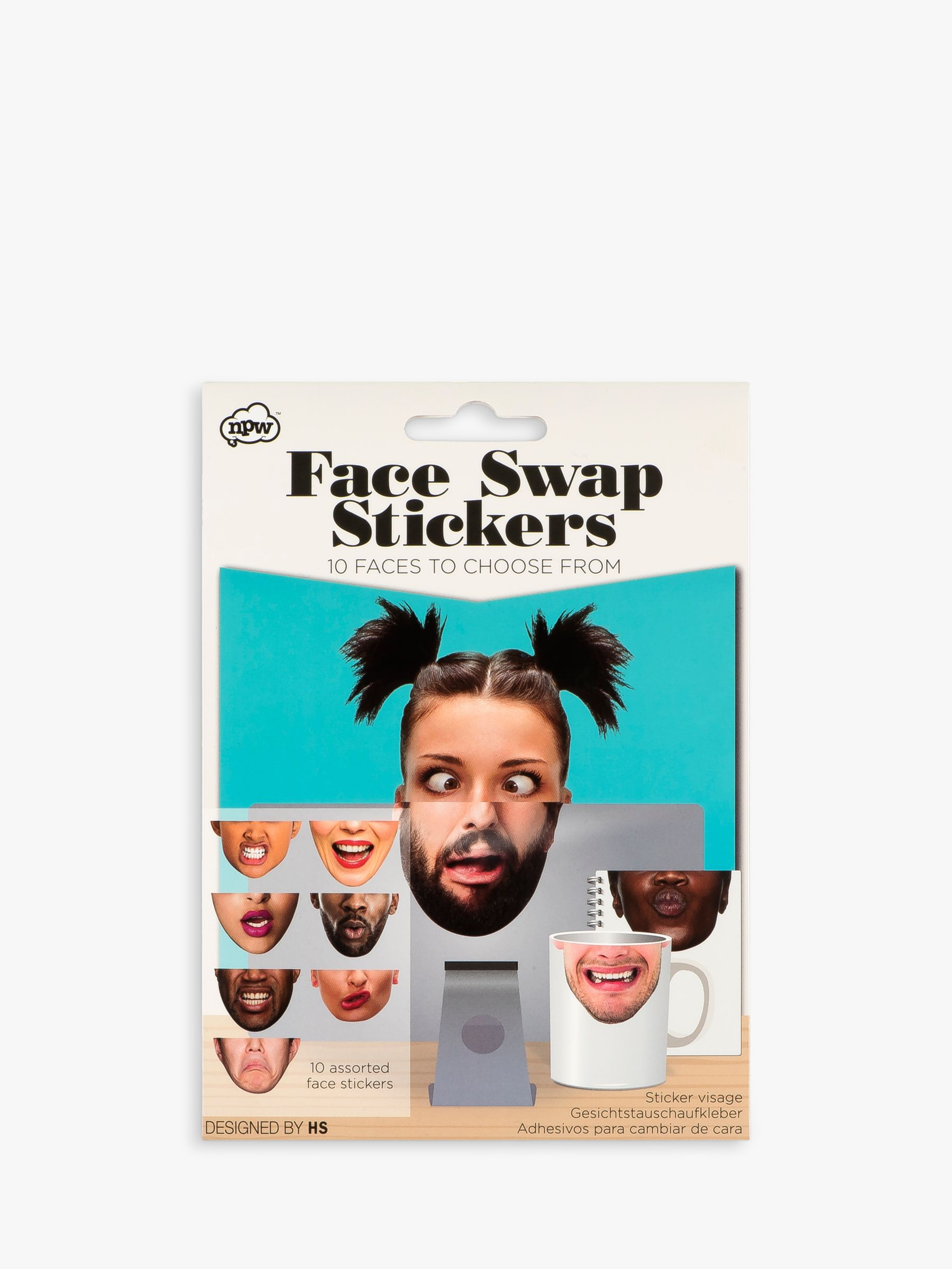 NPW NPW Face Swap Stickers