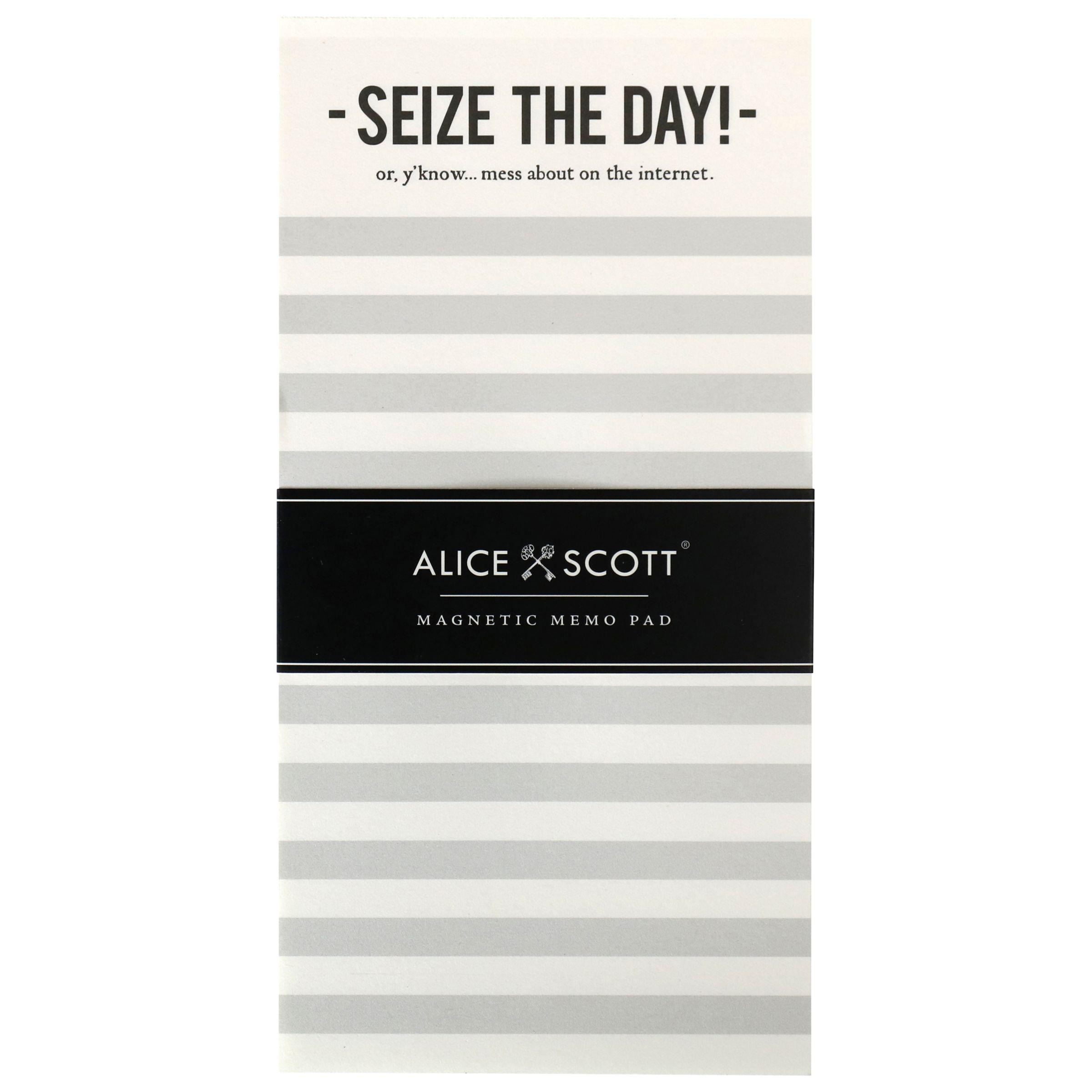 Alice Scott Alice Scott Magnetic List Pad