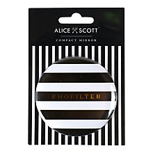 Buy Alice Scott Compact Mirror Online at johnlewis.com