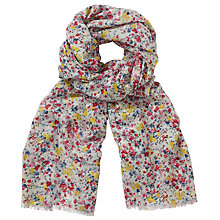 Buy John Lewis Bouquet Ditsy Print Scarf, Multi Online at johnlewis.com