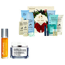 Buy Liz Earle Day and Night Radiance Bundle, Unfragranced & Botanical Bliss Collection Online at johnlewis.com