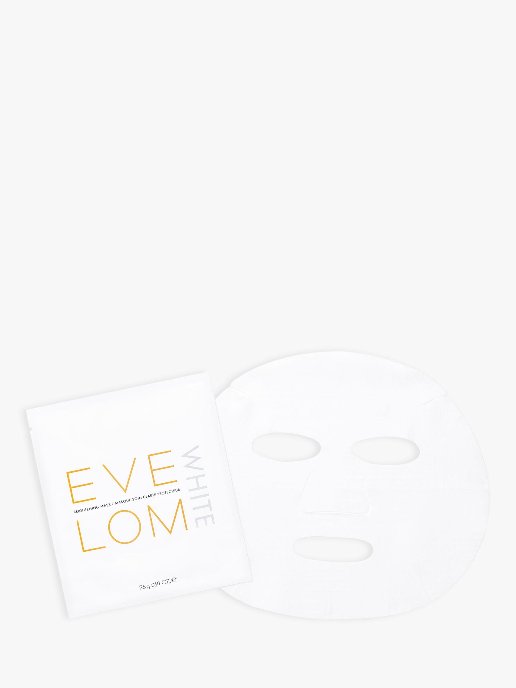 Eve Lom Eve Lom White Brightening Mask, x 4