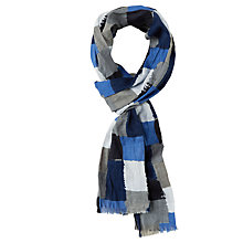 Buy Seasalt New Everyday Scarf, Timbered Cobble Online at johnlewis.com