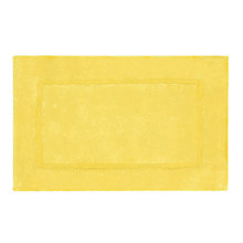 Buy John Lewis Egyptian Cotton Deep Pile Bath Mat with Microfresh Technology Online at johnlewis.com
