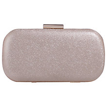 Buy Miss KG Heat Match Clutch Bag, Gold Online at johnlewis.com