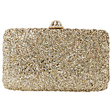 Buy Dune Bramley Box Clutch Bag Online at johnlewis.com
