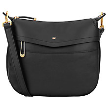 Buy Nica Finn Large Across Body Bag, Black Online at johnlewis.com