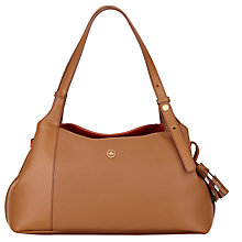 Buy Nica Tilda Large Shoulder Bag, Chestnut Online at johnlewis.com