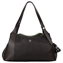 Buy Nica Tilda East / West Shoulder Bag, Black Online at johnlewis.com