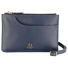 Buy Radley Pockets Leather Small Across Body Bag Online at johnlewis.com