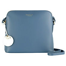 Buy Radley Millbank Leather Across Body Bag Online at johnlewis.com